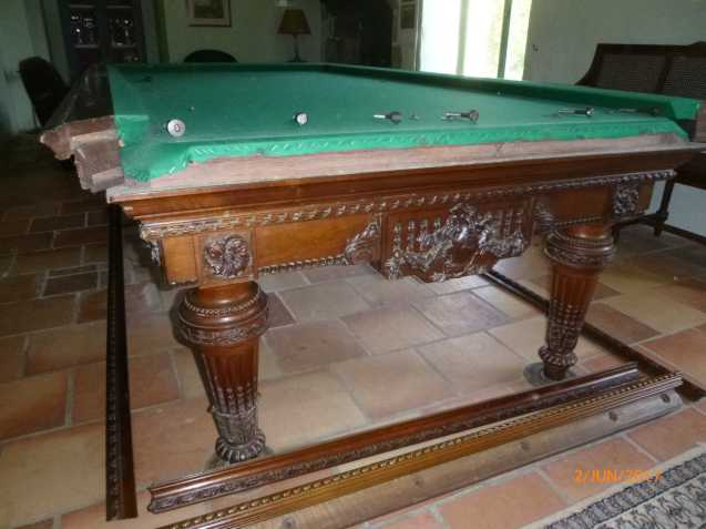 Document sans titre - Table et billard a la fois ...